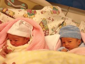 Maël et Nathan